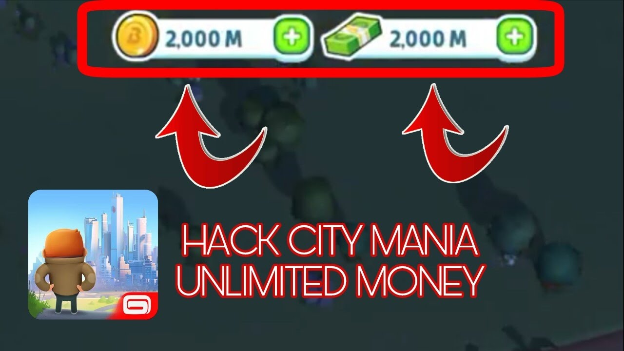 【Get Free Hack】 murugame.info/cima City Mania Unlimited 999999 Coins and Cash