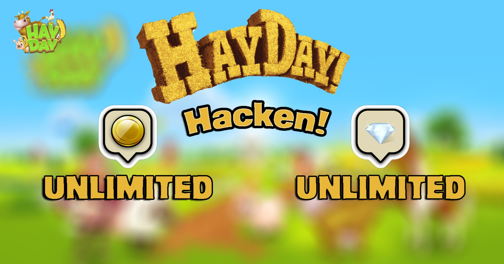 Start Hack tycoongamers.com/hay-day-hack-free-coins-and-diamonds for Obtain Coins and Diamond in Hay Day
